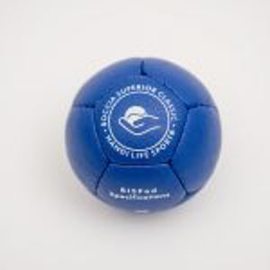 Supersoft Blue Handi Life Superior Classic Ball