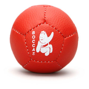 Soft Red Boccas Elite Ball