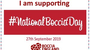 National Boccia Day 2019